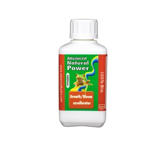 Advanced Hydroponics Natural Power Growth + Bloom Excellerator 250 ml
