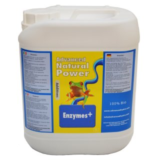 Advanced Hydroponics Natural Power Enzymes+ 5 l