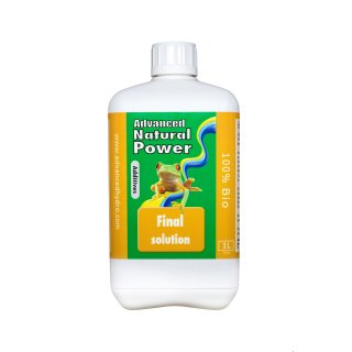 Advanced Hydroponics Natural Power Final Solution 1 l